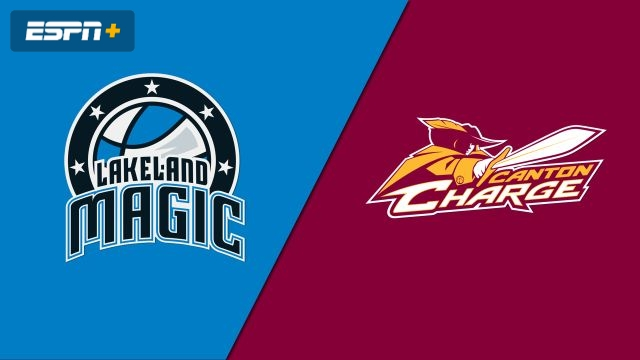 Lakeland Magic vs. Canton Charge