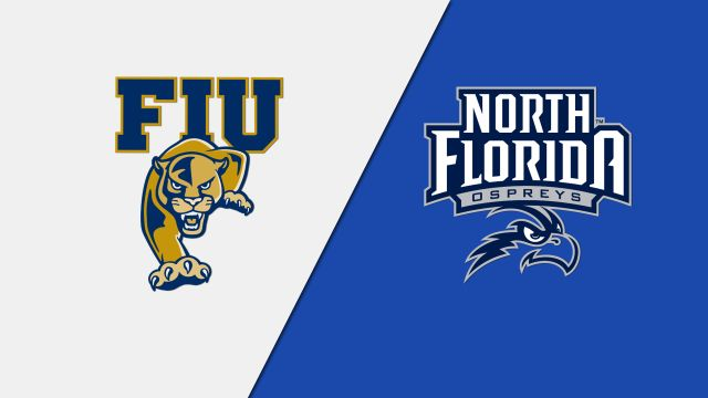 Florida International vs. North Florida (W Basketball)