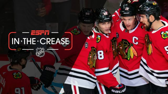 Sun, 1/20 - In the Crease: Toews scores hat trick for Chicago