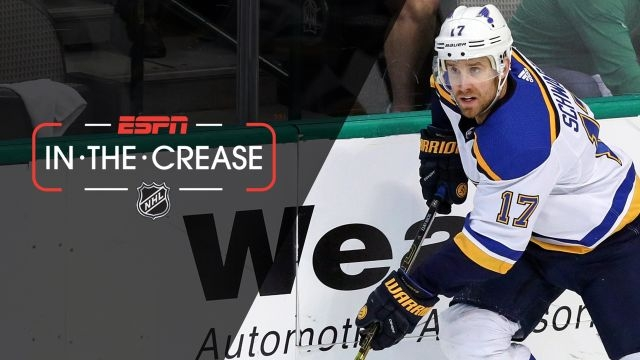 Mon, 5/6 - In the Crease: Blues look to keep series alive with Stars