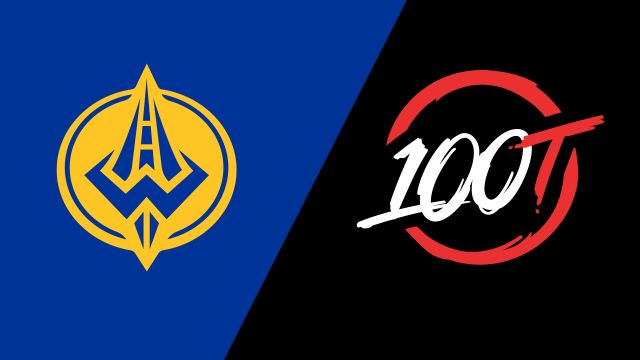7/15 Golden Guardians vs 100 Thieves