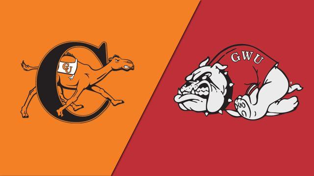 Campbell vs. Gardner-Webb (W Basketball)