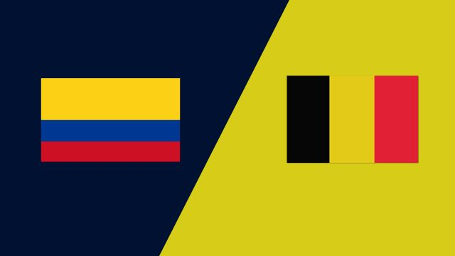 Colombia vs. Belgium (2018 FIL World Lacrosse Championships)