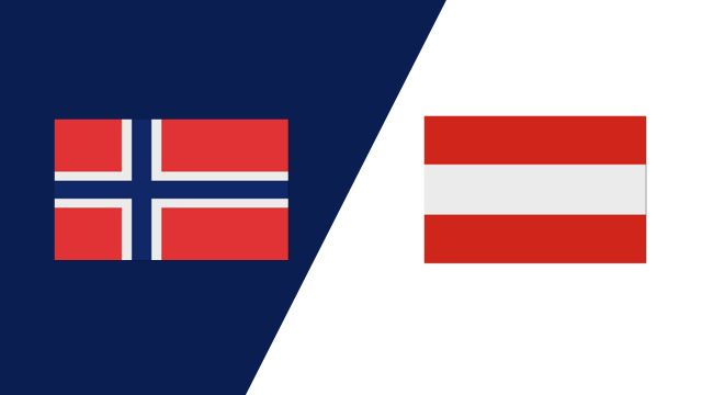 Norway vs. Austria (2018 FIL World Lacrosse Championships)