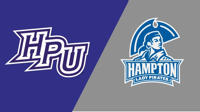 High Point vs. Hampton (W Volleyball)