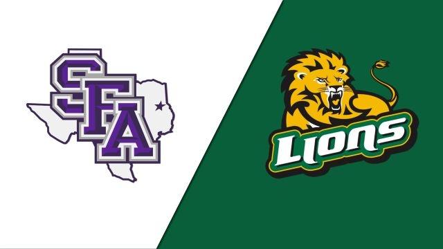 Stephen F. Austin vs. Southeastern Louisiana (Game 1) (Baseball)