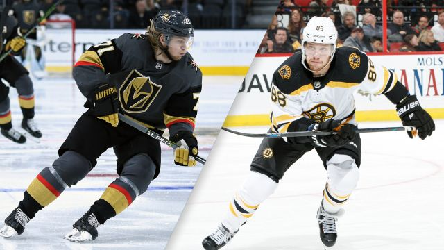 Vegas Golden Knights vs. Boston Bruins