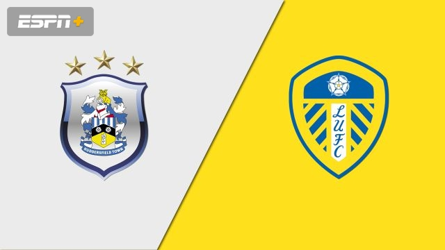 Huddersfield Town vs. Leeds United (English League Championship)