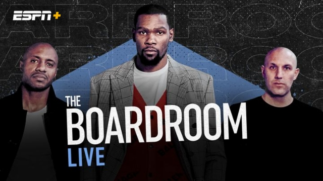 The Boardroom: Live at Sloan