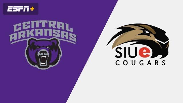 Central Arkansas vs. SIU-Edwardsville (W Volleyball)