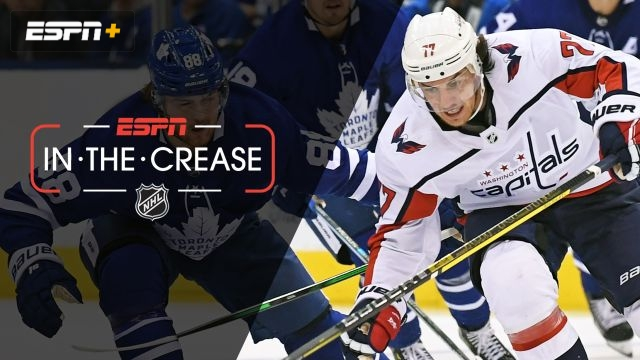 Wed, 10/30 - In the Crease: Capitals, Leafs need OT