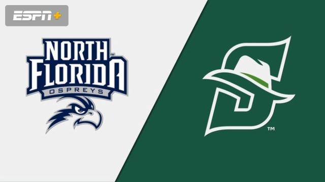 North Florida vs. Stetson (M Basketball)