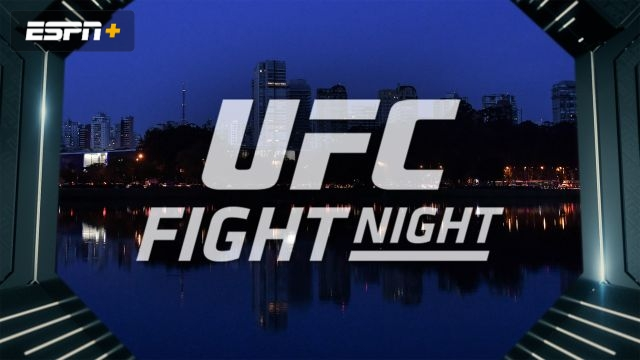 UFC Fight Night Pre-Show: Blachowicz vs. Jacare