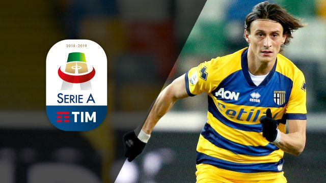 Thu, 1/31 - Serie A Weekly Preview Show: Juventus takes on Parma