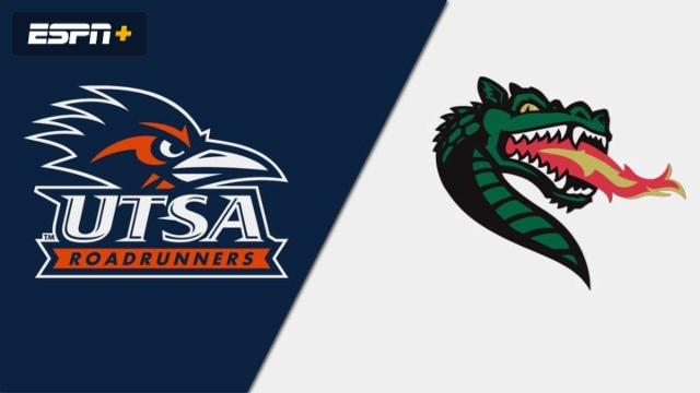 UTSA vs. UAB (First Round, Game 3)