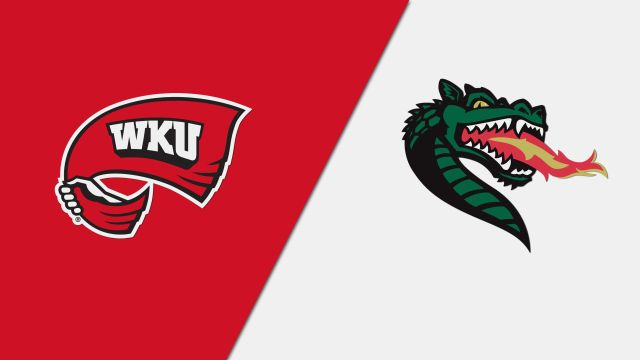 Western Kentucky vs. UAB (W Basketball)