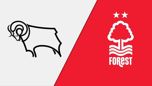 Derby County vs. Nottingham Forest (English League Championship)