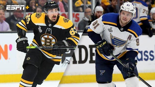 Boston Bruins vs. St. Louis Blues (Game #3)