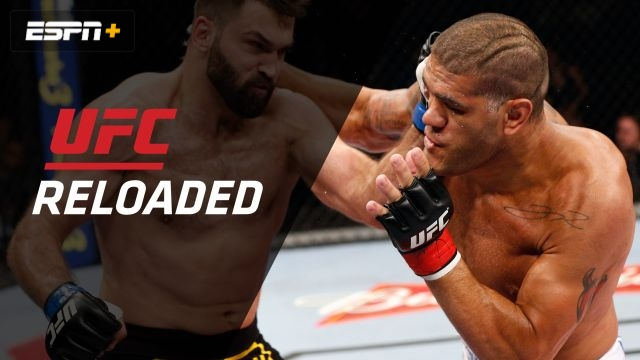 UFC Fight Night: Bigfoot vs. Arlovski