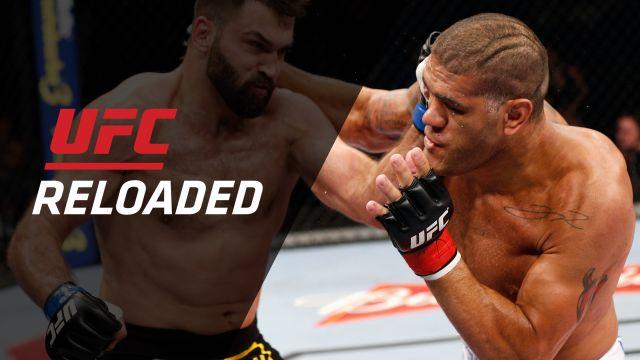 UFC Fight Night: Bigfoot vs. Arlovski