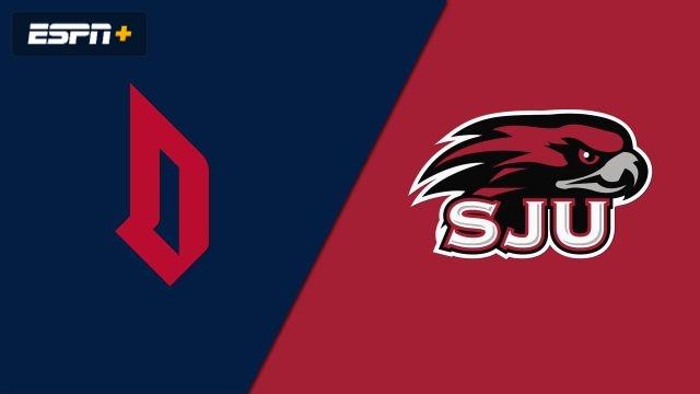 Duquesne vs. Saint Joseph's (M Soccer)