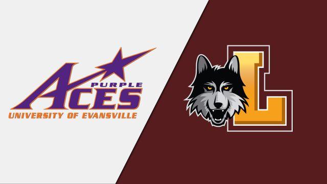 Evansville vs. Loyola-Chicago (W Basketball)