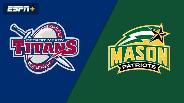Detroit Mercy vs. George Mason (W Basketball)