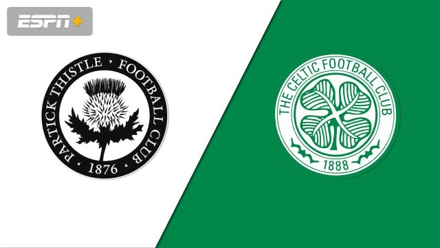 Partick Thistle vs. Celtic (Scottish Cup)