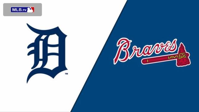 Detroit Tigers vs. Atlanta Braves