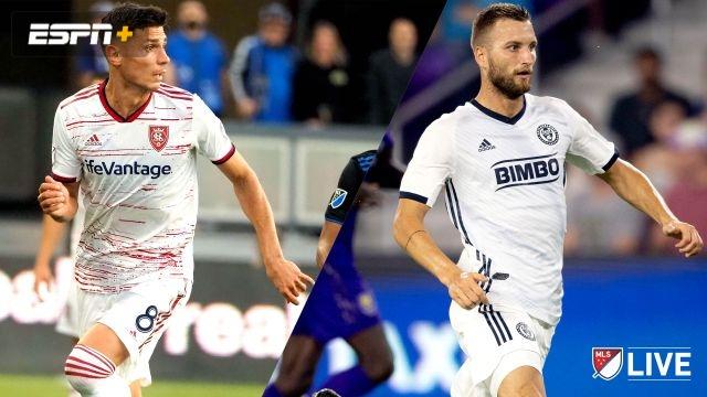 Real Salt Lake vs. Philadelphia Union (MLS)