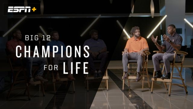 Big 12 Champions for Life - Beyond the Athlete (Ep. 1)