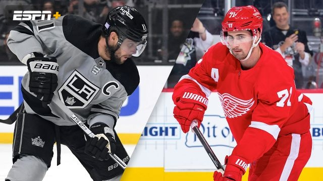 Los Angeles Kings vs. Detroit Red Wings