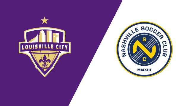 Louisville City FC vs. Nashville SC