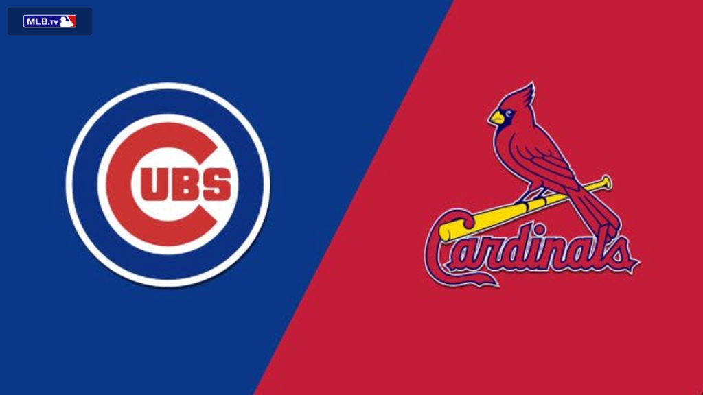 Chicago Cubs vs. St. Louis Cardinals