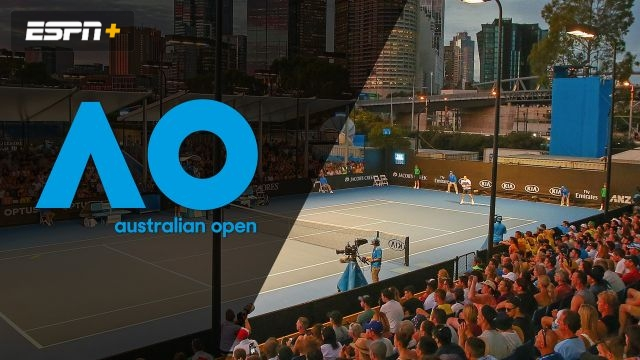 (8) Rojer/Tecau vs. Inglot/Qureshi (Men's Doubles First Round)