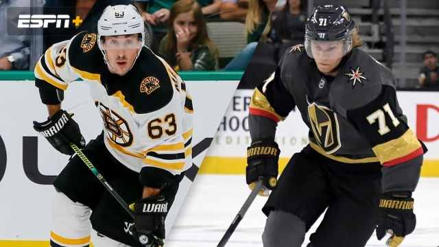Boston Bruins vs. Vegas Golden Knights
