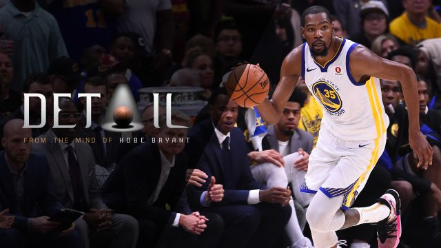 NBA Finals Game 4 with Kevin Durant