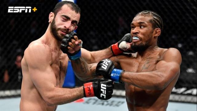 Giga Chikadze vs. Jamall Emmers (UFC 248)