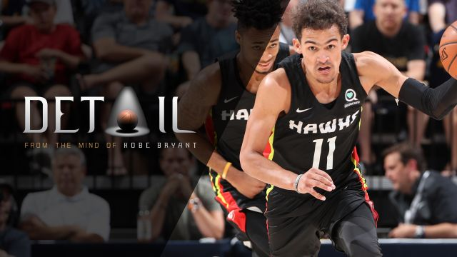 Detail: NBA Summer League with Trae Young