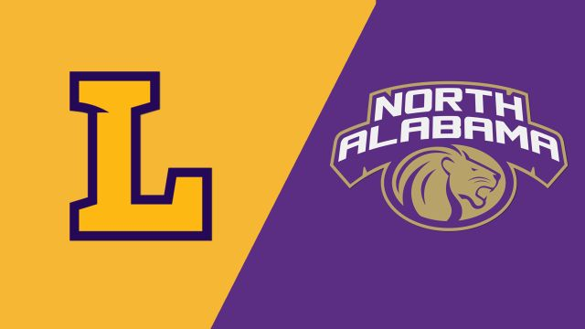 Lipscomb vs. North Alabama (W Volleyball)