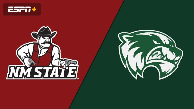 New Mexico State vs. Utah Valley (M Basketball)