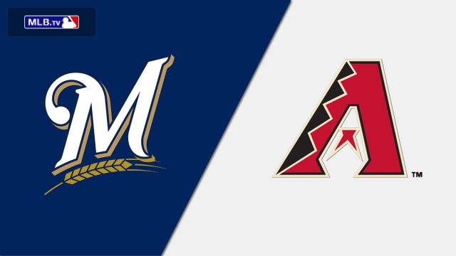 Milwaukee Brewers vs. Arizona Diamondbacks