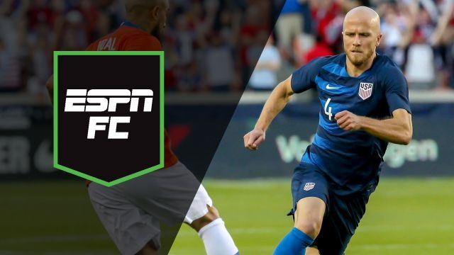Wed, 3/27 - ESPN FC: Recapping USMNT vs. Chile