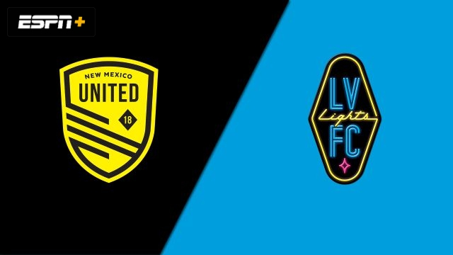 New Mexico United vs. Las Vegas Lights FC (USL Championship)