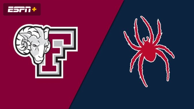 Fordham vs. Richmond (W Basketball)
