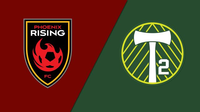 Phoenix Rising FC vs. Portland Timbers 2 (United Soccer League)