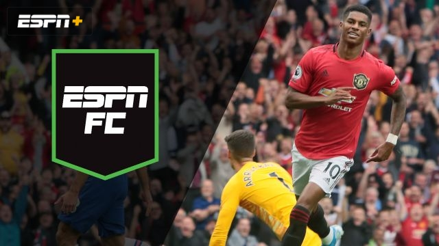 Sun, 8/11 - ESPN FC: Red devil delight