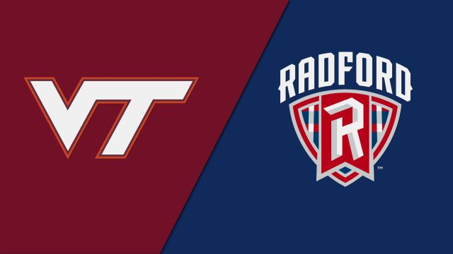 Virginia Tech vs. Radford (Baseball)