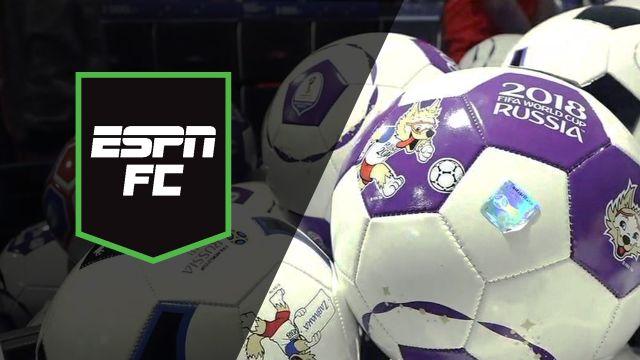 Thu, 6/14 - ESPN FC