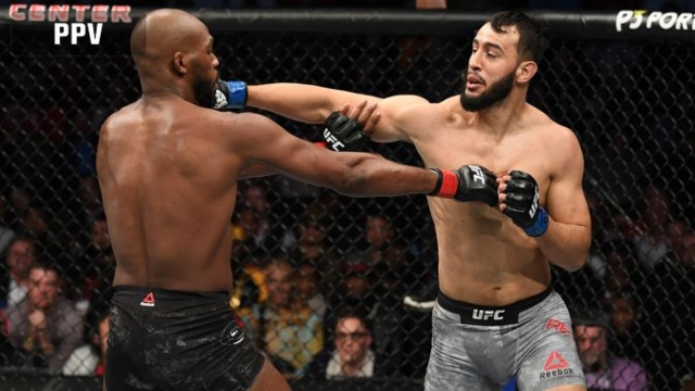 Jon Jones vs. Dominick Reyes (UFC 247)